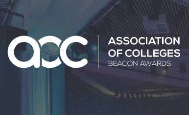 AOC Beacon Awards logo