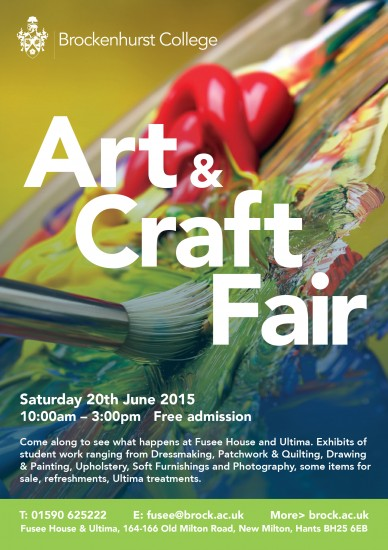 Art-&-Craft-Fair-Flyer