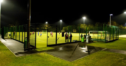 Artificial Turf Pitches
