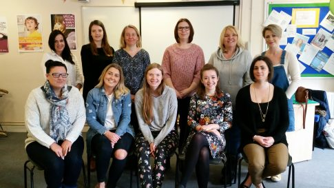 Early years BA Hons students