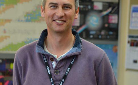 University Professor Chris Scott