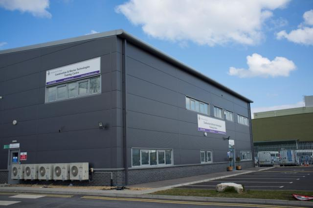 Marchwood Construction & Marine Technologies centre