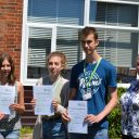 Winners of biology olympiad