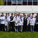 Brockenhust College winners show off their medals