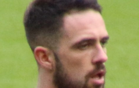 Footballer and former Brock Student, Danny Ings