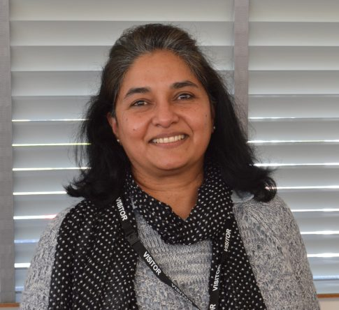 Dr Momna Hejmadi