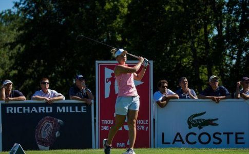 Ex-Brock student at France open golf tournament