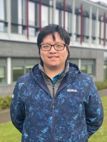 Winner Kelvin Liu