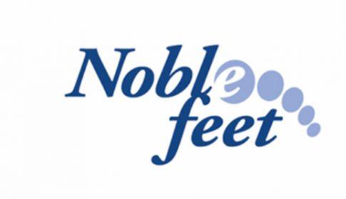 Noble Feet logo