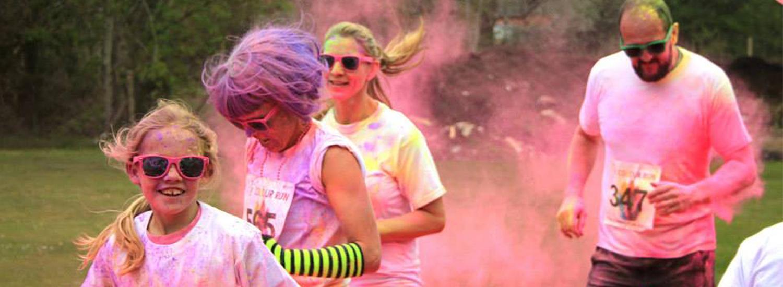 Oakhaven Colour Run