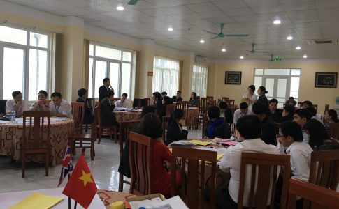Conference in Vietnam