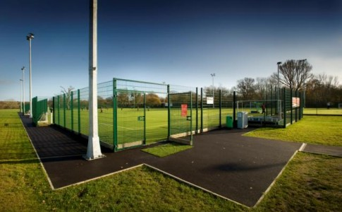 Artificial Turf Pitch