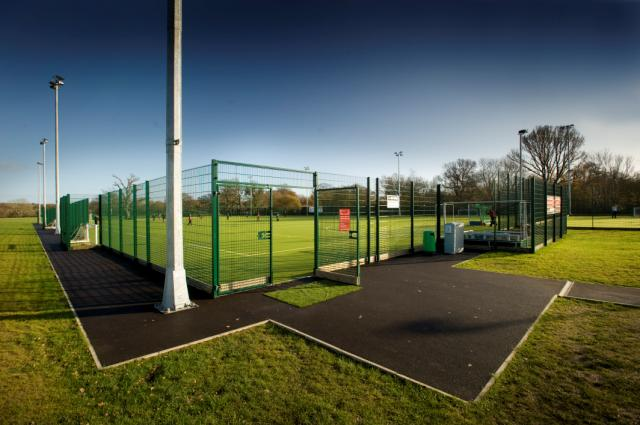 Astroturf Pitch at Brock