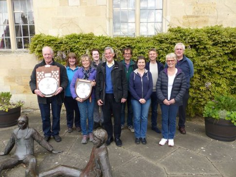 The bellringing champions
