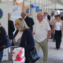 Visitors to New Forest business expo