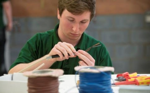 Marine Student wiring