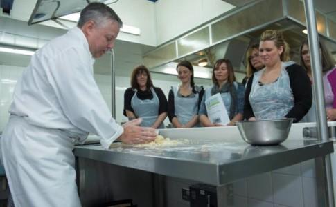 Cookery School Demonstration