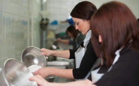 Cookery School Students