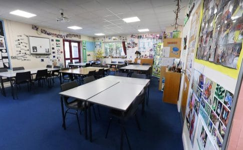 Early Years Classroom
