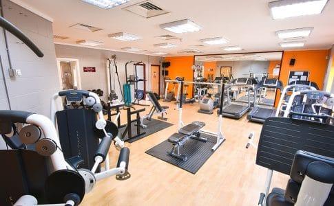 Gym at Brockenhurst College open to Students and the Public