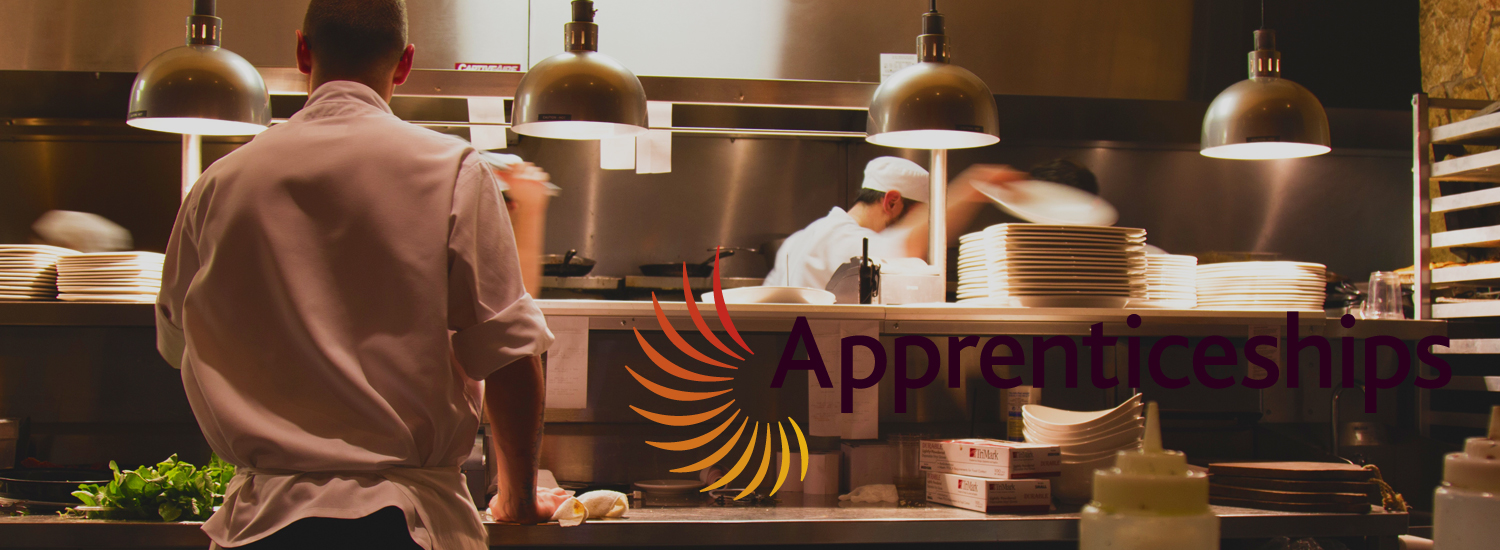 Earn whilst you learn with an Apprenticeship