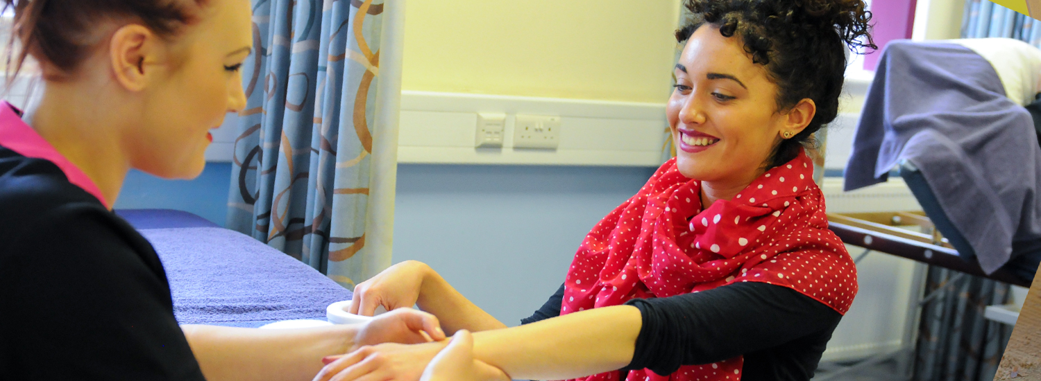 Beauty & Complementary Therapies Open Event