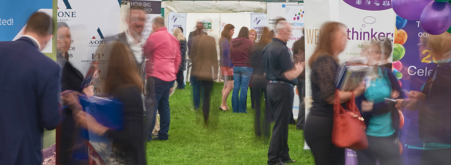 New Forest Business Show 2017 - Wednesday 31st May