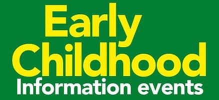 Early Years Information Events