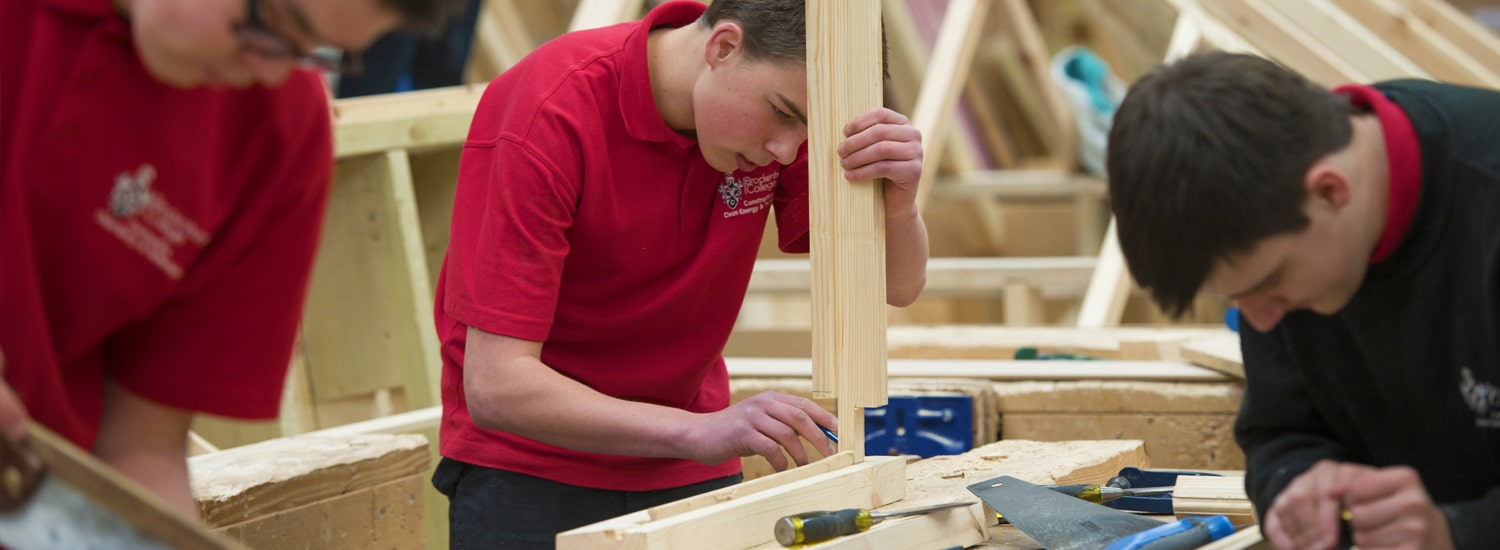 Visit our Construction & Marine Technology Open Event Thursday 18th May 4pm - 7pm