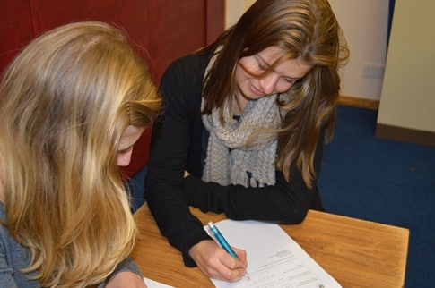 International Students enrolling for A Levels