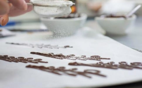 Cookery School Skills with chocolate