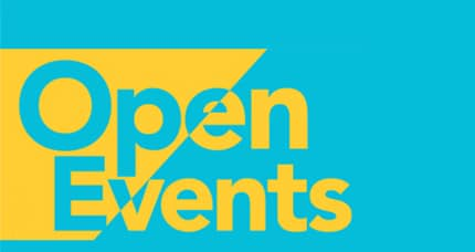Open Evening – Thursday 10th October